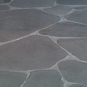 PREMIUM HARKAWAY BLUESTONE CRAZY PAVING IN NATURAL IRERREGULAR SIZED ROUNDS