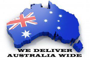 Stone pavers delivered door to door Australia wide
