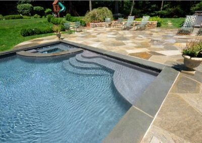 Bluestone-Pool-Coping-with-Quartz-Crazy