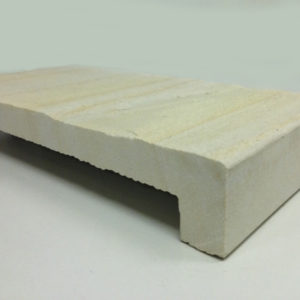 HIMALAYAN SANDSTONE DROP FACE POOL EDGE COPING TILES