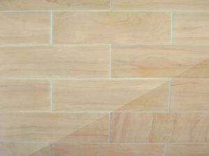 Sandstone tiles
