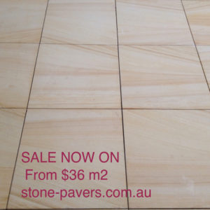 GOLDEN TEAKWOOD POOL PAVERS