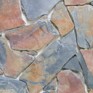 DARK KAKADU SLATE CRAZY PAVING