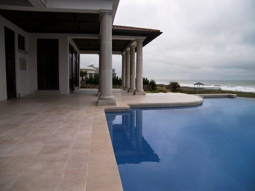 Travertine Pavers
