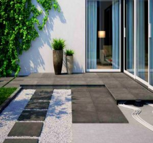 Midnight Granite Pavers