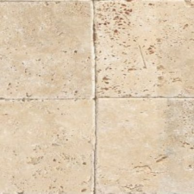 ivory travertine tumbled and unfilled tiles and pavers by stone pavers