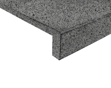 new raven grey granite pool coping drop face tiles and pavers, grey coping, dark coping tiles by stone pavers