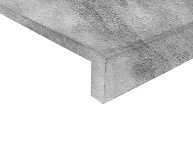 smokey quartz granite pool coping tiles, white coping tiles, light pool coping by stone pavers australia