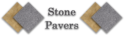 STONE PAVERS & OUTDOOR TILES - Travertine, Bluestone, Granite, Sandstone, Crazy Paving, Pool Coping