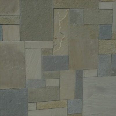 Flagstone pavers & tiles - Ashlar paving