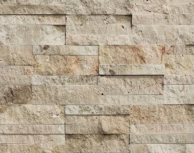 travertine stackstone wall cladding