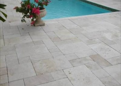 french-pattern-travertine-paving