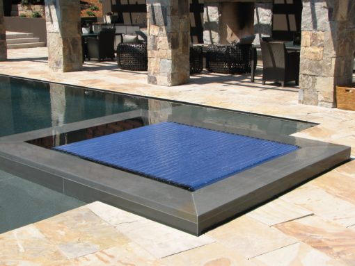 Blue Stone Pool Pavers