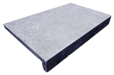 silver-travertine-drop-face-pool-coping-tile