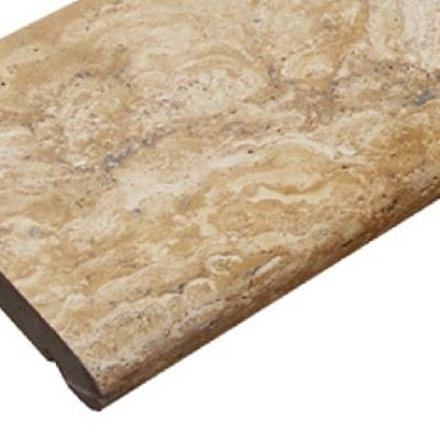 Antique Travertine Bullnose Pool Coping Tiles and Pavers by stone pavers Melbourne
