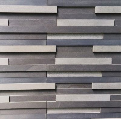 Bluestone wall cladding