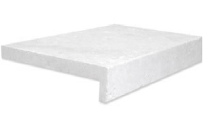 White Pool Coping Tiles