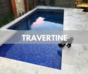Travertine Pavers
