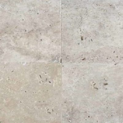 Ivory Rustica Travertine Tiles and Pavers
