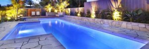Crazy paving melbourne pool coping stone tiles