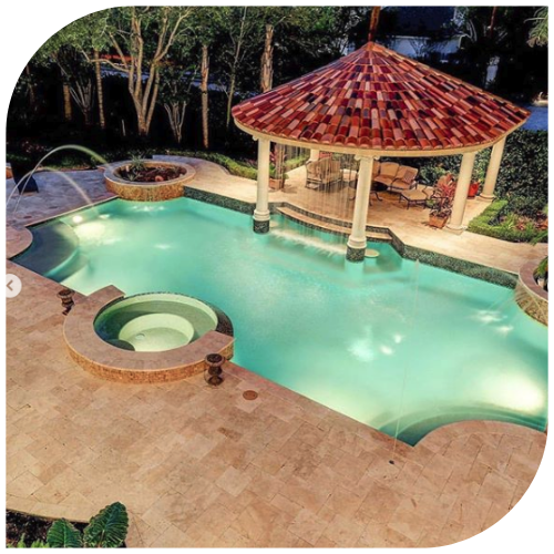 Pool Coping Pavers by stone pavers