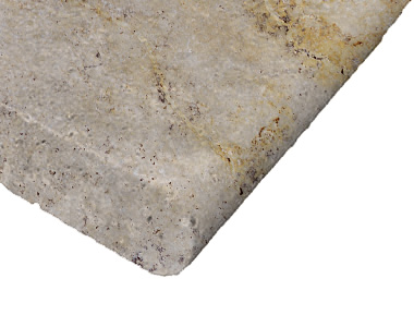 antique travertine pavers bullnose pool coping by stone pavers australia