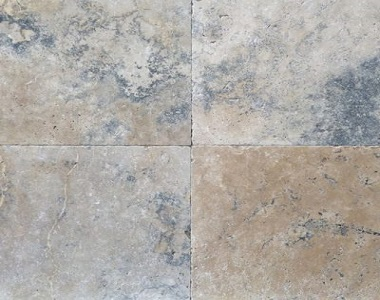 antique travertine pavers tumbled and unfilled paving 610X406X12mm by stone pavers melbourne, sydney, brisbane, adelaide, canberra